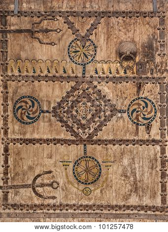 Ancient Doors, Morocco