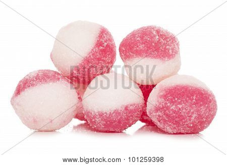 Strawberry And Cream Hard Boiled Sweets