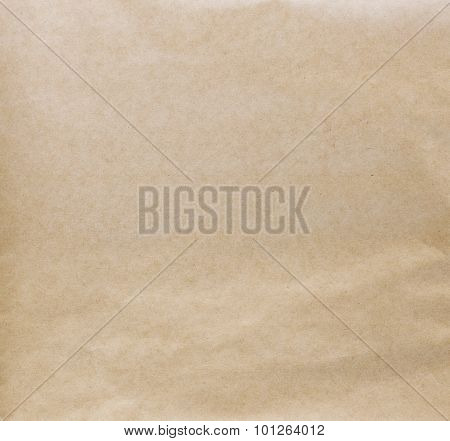 Brown Craft Paper For Background.
