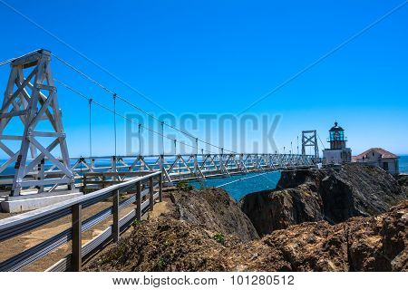 Point Bonita Lighthouse, San Francisco Bay