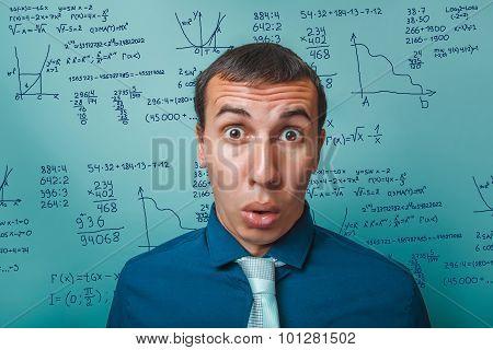 Teacher scientist Professor surprise surprise stupid science mat
