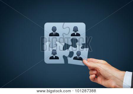 Assemble A Team