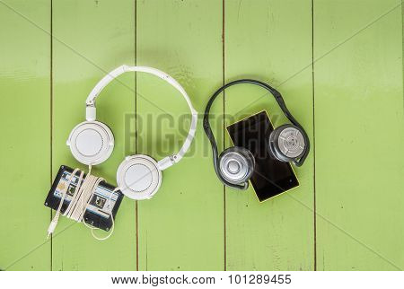 Difference Technology Of Music Player