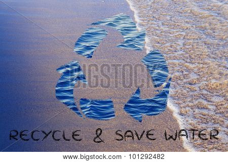 Recycle & Save Water