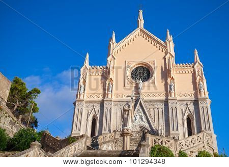 St Francesco Cathedral Of Gaeta, Italy
