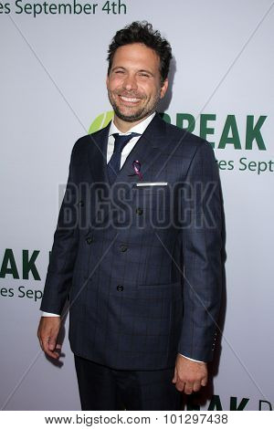LOS ANGELES - AUG 27:  Jeremy Sisto at the