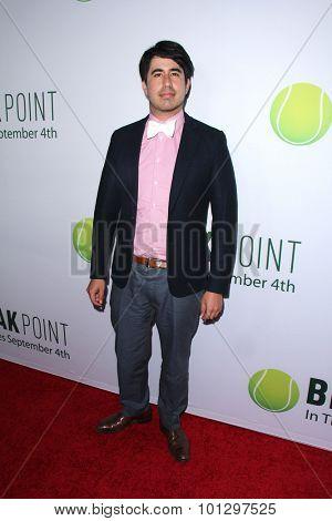 LOS ANGELES - AUG 27:  Daniel Hammond at the