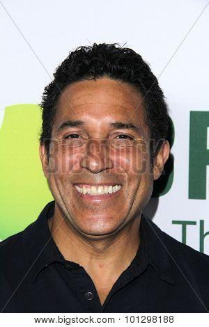 LOS ANGELES - AUG 27:  Oscar Nunez at the