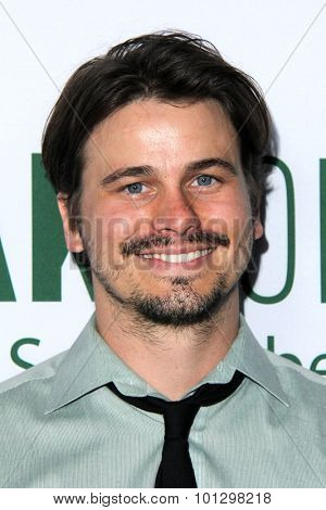 LOS ANGELES - AUG 27:  Jason Ritter at the