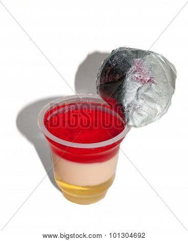 Three-layered Jelly
