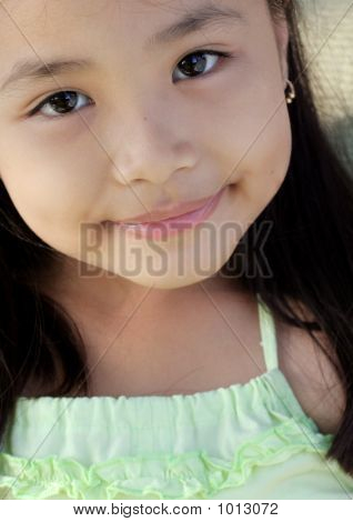 Young Asian Girl