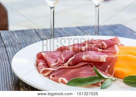 Italian food.