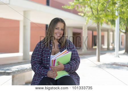 Large Student