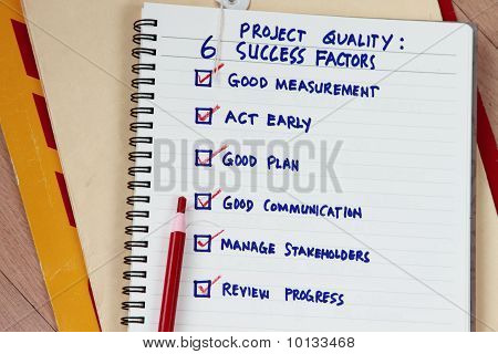 Success Factors Abstract
