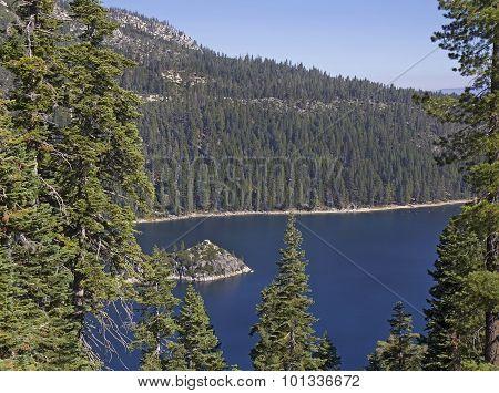 Emerald Bay State Park, South Lake Tahoe, Ca
