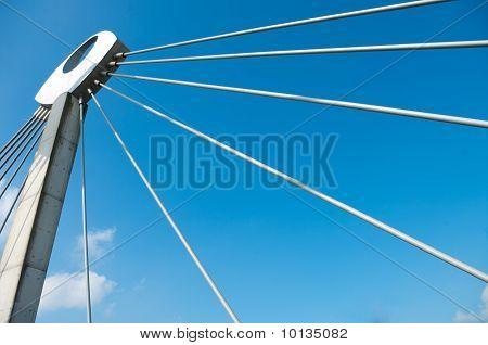 Kabel-Brücke
