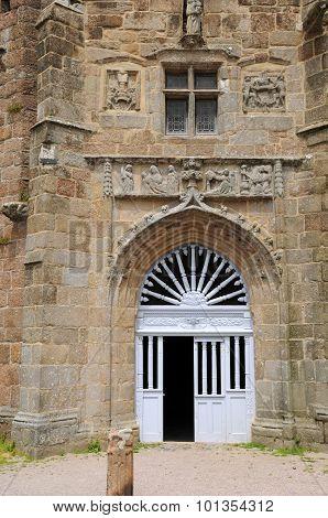 Chapelle De La Clarte In Perros Guirec