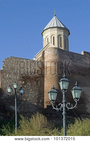 Naricala Fortress - Tbilisi