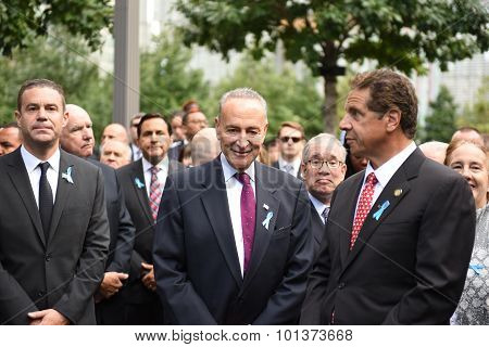 Andrew Cuomo & Charles Schumer