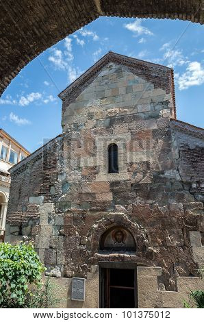 Anchiskhati Church In Tbilisi