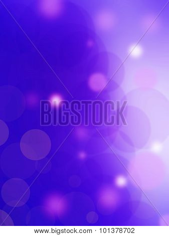 Abstract Blue And Purple Background  Blurred