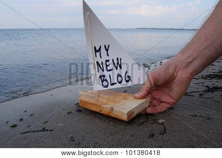 Launching My New Blog