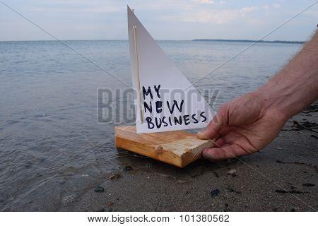 Launching My New Business