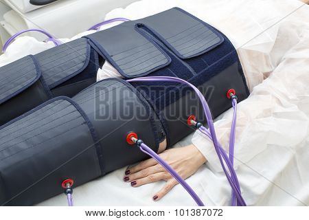 pressure therapy procedure