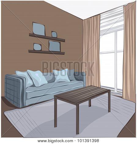 Drawing-room.