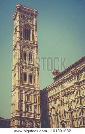 Tower Of Santa Maria Del Fiore, Florence