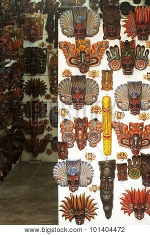 Sri lanka Traditional Masks