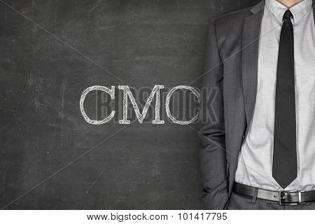 CMO on blackboard