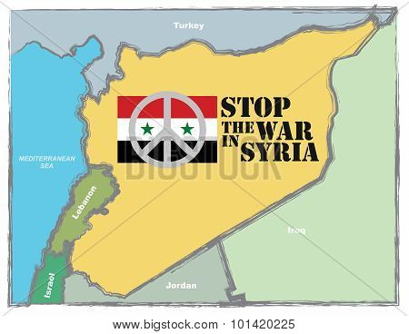 Stop The War In Syria