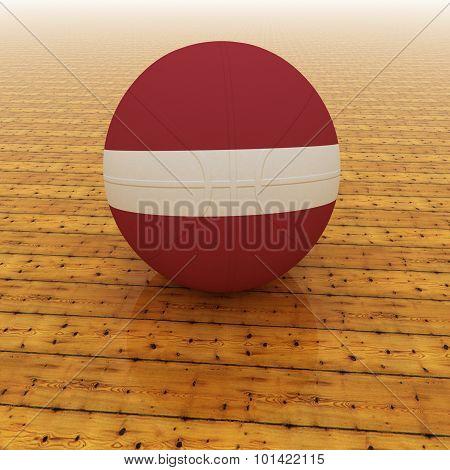Latvia Basketball