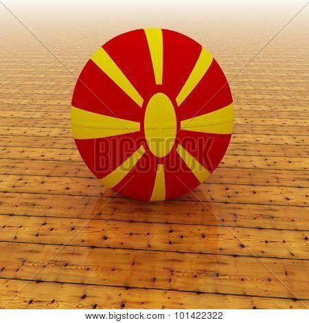 Macedonia Basketball