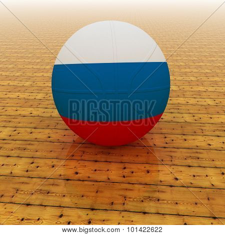 Russia Basketball