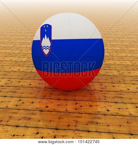 Slovenia Basketball