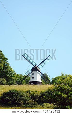 Cobstone Mill.