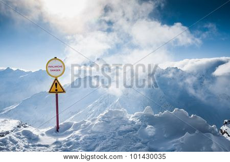 Ski Resort Elbrus. Caucasus, Russian Federation
