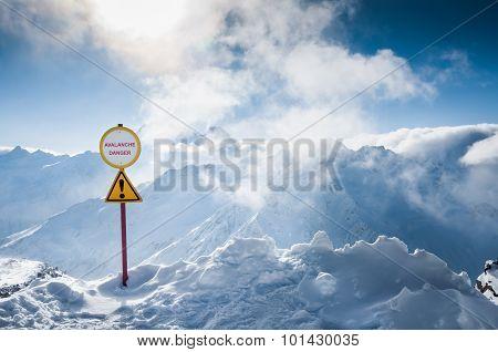 Ski Resort Elbrus. Caucasus, Russian Federation
