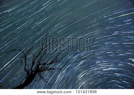 Star Trails Timelapse