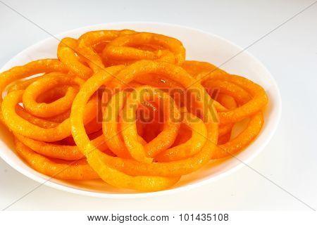 Jilebi - Popular Indian diwali sweet
