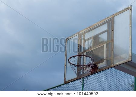 The Basketball Backboard