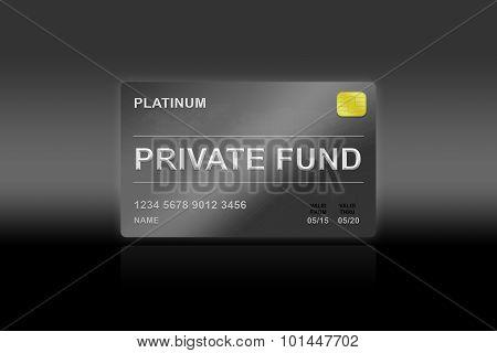 Private Fund Platinum Card