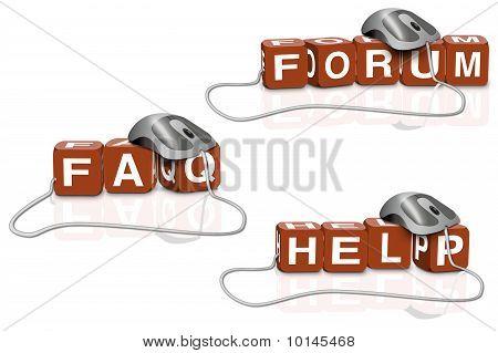Forum Faq Help
