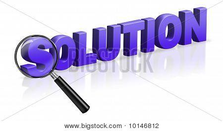 Solution Problem Solving
