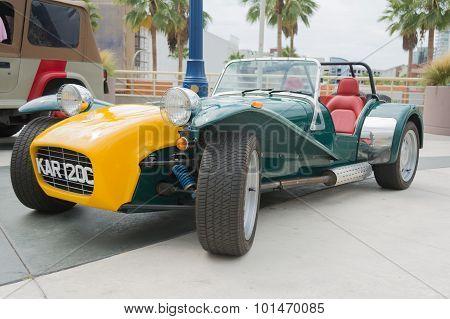 Lotus Kar 120 C On Display