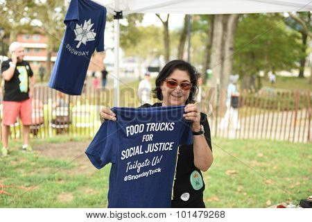 Food trucks for social justice shirts