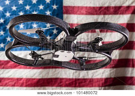 Usa Spy Drone