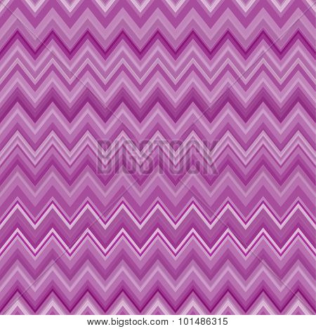 Cute zig zag stripe seamless pattern.  illustration